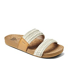 Women's Cushion Vista Thread Sandals