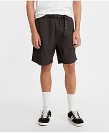 Men's Belted Utility Shorts