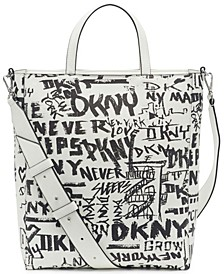 Tilly North/South Tote