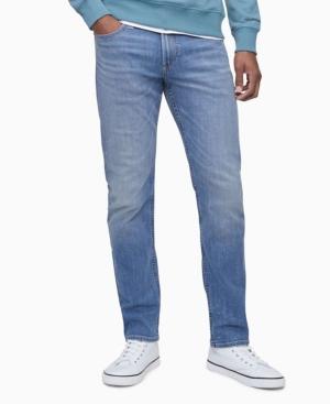 Calvin Klein Jeans MEN'S SLIM FIT LANTERN HIGH STRETCH JEANS