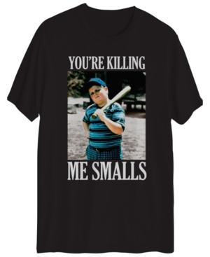 Men's Sandlot Killing Me Graphic Short Sleeves T-shirt