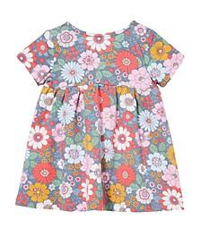 Baby Girl Milly Short Sleeve Dress
