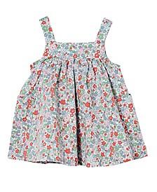 Baby Girl Penny Pinafore Dress