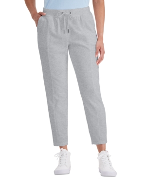 Champion Women's Campus Sweatpants In Oxford Gray