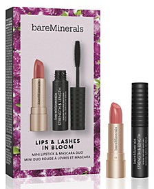 2-Pc. Lips & Lashes In Bloom Set