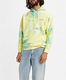 Men's Relaxed Graphic Hoodie