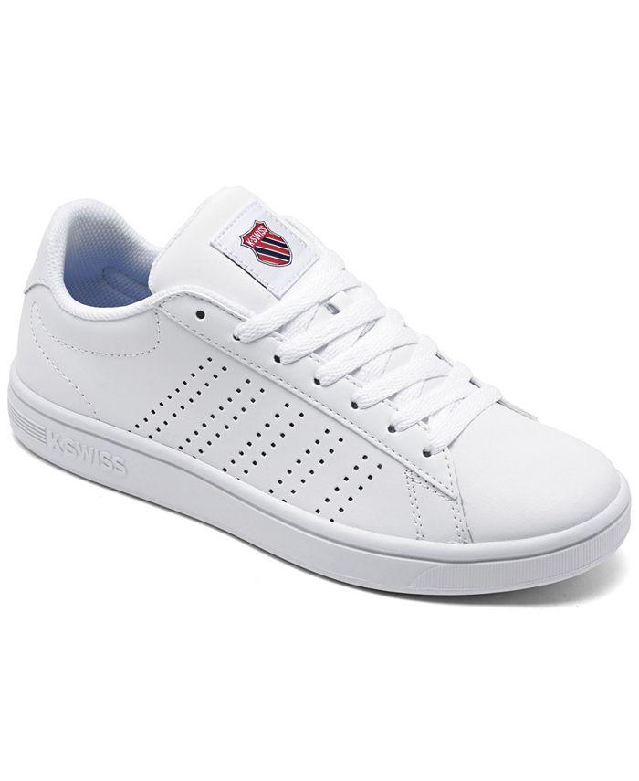 K-Swiss - Women's Court Casper Casual Sneakers from Finish Line