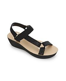 Women's Fine Sport Jewel Sandals