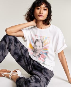 Cotton Frida-Graphic T-Shirt