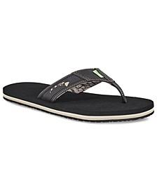 Men's Cozy Coaster Flip-Flop Sandals