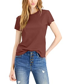 INC Petite Cotton T-Shirt, Created for Macy's