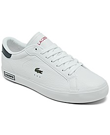 Women's Powercourt Casual Sneakers from Finish Line