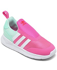 Toddler Girls ZX 360 Slip-On Casual Sneakers from Finish Line