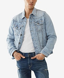 Men's Jimmy Super T Denim Jacket