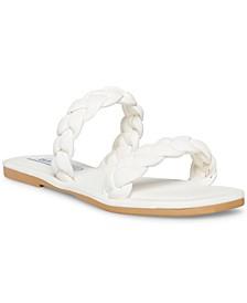 Women's Persia Braided Slide Sandals