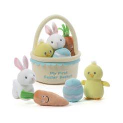 Gund My 1st Easter Basket Play Set