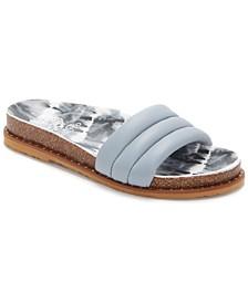 Women's Kandler Puffy Pool Slide Sandals