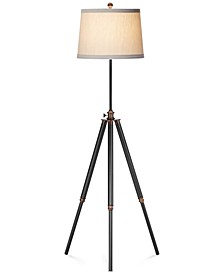Pacific Coast Tripod Floor Lamp