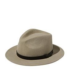 Men's Wide Brim Felt Hat