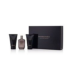 Men's Unforgivable 3 Piece Gift Set