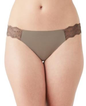 by Wacoal B. Bare Thong Underwear 976267