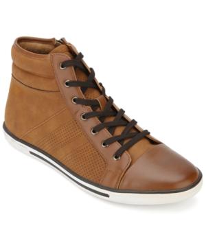 Men's Center High Top Sneaker Men's Shoes