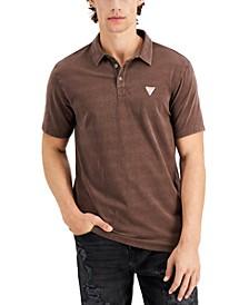 Men's Eli Washed Polo Shirt