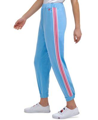 Striped Boyfriend Sweatpants