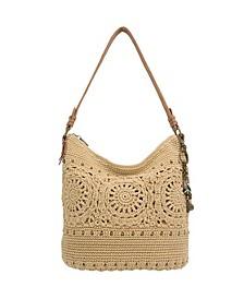 Women's Sequoia Crochet Hobo Bag