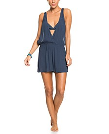A Girl On The Sand Cover-Up Romper