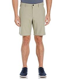Men's Slim Fit Performance Flat Front Stretch Short