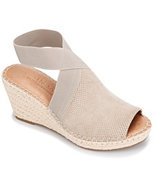 by Kenneth Cole Colleen Espadrille Wedge Sandals