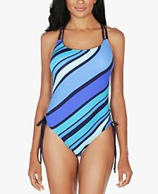 Newport Stripe One-Piece Swimsuit