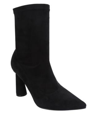Women's Duero High Heel Slip On Booties Women's Shoes