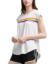 Sport Rainbow Logo T-Shirt