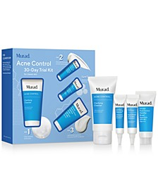 4-Pc. Acne Control 30-Day Trial Set