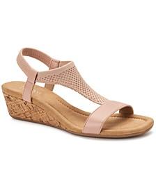 Women's Step 'N Flex Vacanzaa Wedge Sandals, Created for Macy's