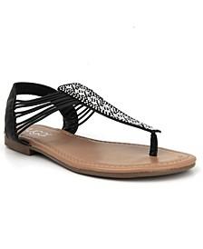 Women's Bernice Slingback Flat Sandals