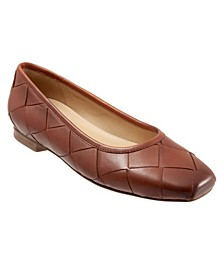 Women's Hanny Smoking Flats