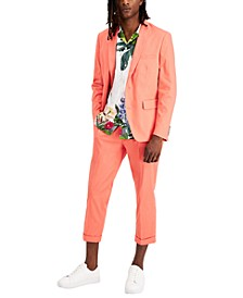 Men's Classic-Fit Solid Blazer, Created for Macy's