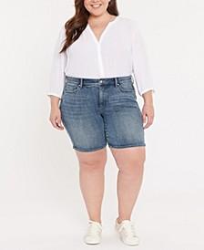 Plus Size Ella Short with Sideseam Slits