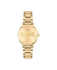 Women's Perry Gold-Tone Bracelet Watch 28mm
