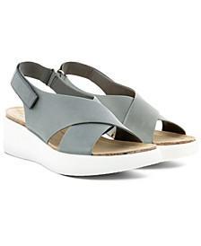 Women's Corksphere Wedge Sandals