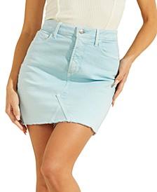 Rue Denim Mini Skirt