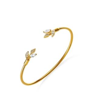 Leaf Flexi Cuff Bracelet