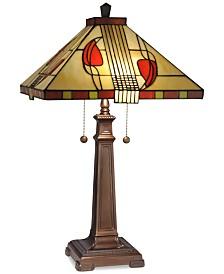 Dale Tiffany Henderson Table Lamp