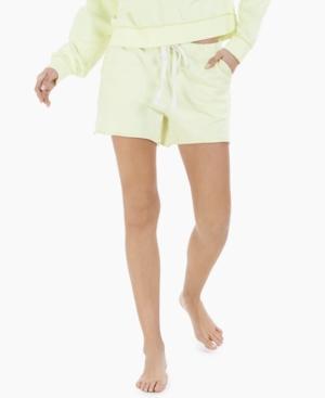 French Terry Pajama Shorts
