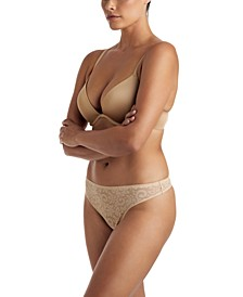 Women's Stretch Lace Thong