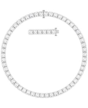 Rhodium-Plated Millenia All-Around Necklace