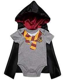 Baby Boy Harry Potter Caped Bodysuit